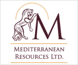 Mediterranean Resources Ltd Logo